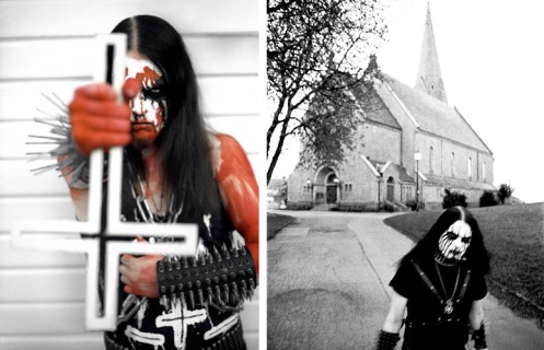 Peter Beste Black Metal Photos