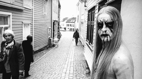 Old Ladies Love Black Metal